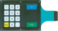 Schlumberger MLPC3/4000 Touchpad