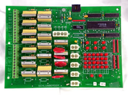 Southwest Pump MLPC-3 4 Product Relay Board