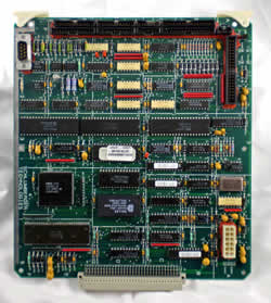 Southwest Pump MLPC-3 Multilayer Main CPU Board