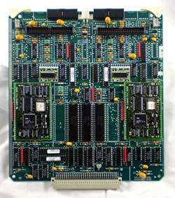 Southwest Pump MLPC-3 Card Reader Printer Driver Board