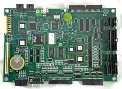 Schlumberger CENTURION Main CPU Board