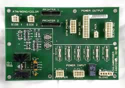 Schlumberger CENTURION Power Distribution Board
