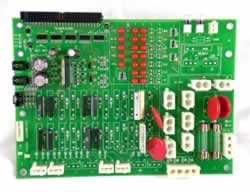Schlumberger CENTURION 2 Product Relay Board