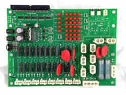 Schlumberger CENTURION 4 Product Relay Board