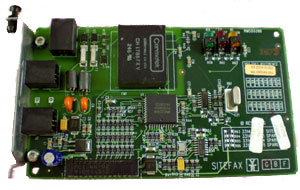 Veeder Root Site Fax/Modem Interface Card (SM)