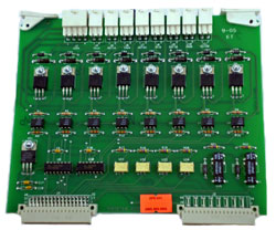 421284-1 Tokheim Premier Valve Interface Board