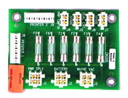 Dresser Wayne 24VAC Power Supply Board