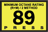 R60030-16   Advantage Switch Graphic - 89 Octane Yellow