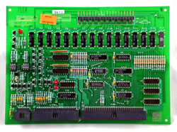 T15849-G2 HYDRAULIC INTERFACE BOARD W/O Software