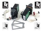M12492B003-2 Gilbarco HCR (2021 EMV Compliance) Upgrade Kit/ Dual Sided